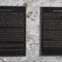 Panel 12 – World War II - Detail Image 1