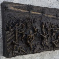 Panel 03 – Resistance and War - Detail Image 3